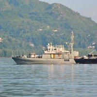 береговая охрана :: vg154