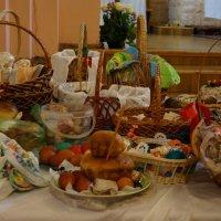 Пасха: освящение пищи :: Артем Павлов