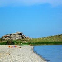 Я лежу на пляжу =) :: Екатерина Гудковская