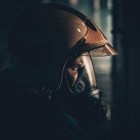 Пожарный-спасатель :: Станислав Белов