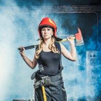 Пожарница :: Станислав Белов