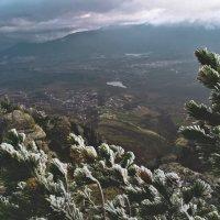 С вершин гор Демерджи :: Zifa Dimitrieva