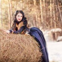 Зимняя прогулка :: Ольга Родионова
