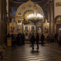 В Казанском соборе... :: Марина Павлова
