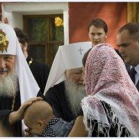 Благословение Патриарха ; :: Игорь Абламейко