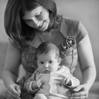 малыш и мама :: Мария Корнилова