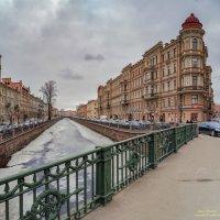 Канал Грибоедова :: Valeriy Piterskiy