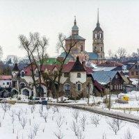 картинки из Суздаля :: Moscow.Salnikov Сальников Сергей Георгиевич