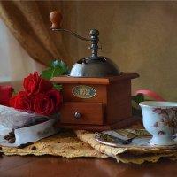 Запахло кофе :: Юлия Назаренко