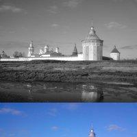 Спасо-Прилуцкий Димитриев монастырь. :: Ирина Бархатова