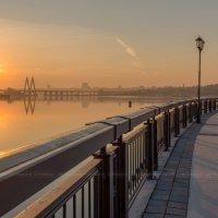 Набережная реки Казанки :: Артем Мирный