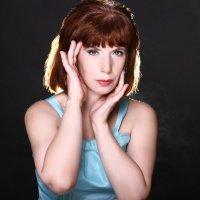 Прекрасны женские глаза... :: Вера Савченко