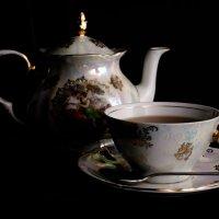Чай :: Сергей Кучеренко