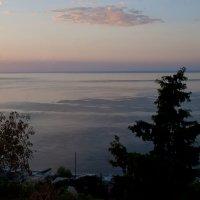 Рассвет над Черным морем :: Марина Грушина