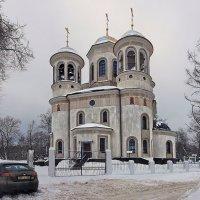 Собор Вознесения Господня. Звенигород. :: Александр Назаров