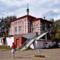 Красноярск. Церковь Святого Николая :: Вячеслав Балханов