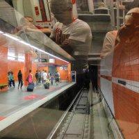 Нюрнбергское метро :: Elen Dol