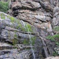 Водопад Гадельша :: Вера Щукина
