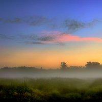 Перед восходом.... :: Андрей Войцехов