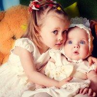 Сестрёнки :: Кристина Kottia