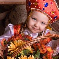 Русская красавица :: Юлия Майер