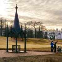 В Александровском парке Петродворца :: Валентина Папилова