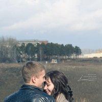 Love story Галина+Андрей :: Виктория Чернобельская