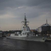 Флотилия NATO в наших водах :: Евгений Герега