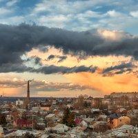 Вид с балкона :: Александр Афромеев