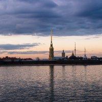 Невские закаты :: Алексей Корнеев