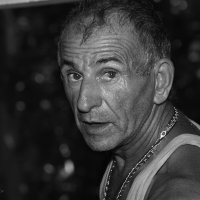 Портрет мужчины с золотой цепью. :: Аnatoly Polyakov