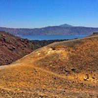 Вулкан Санторини II :: Алекс Дрожжин