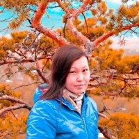 Живописный портрет :: Сергей Алексеев