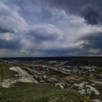 Крапивенское городище. :: ALEXANDR L