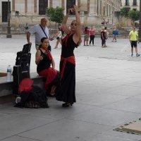 Молодость и страстное желание танцевать :: Руслан Гончар
