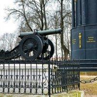 Трофейная французская пушка 1812 года :: Милешкин Владимир Алексеевич