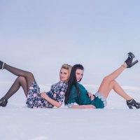 Когда в душе весна :: Алёна Николаева
