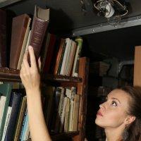 Библиотекарь-34. :: Руслан Грицунь