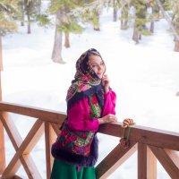 Алтайская зима :: Татьяна Ветрова