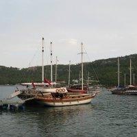 Бухты Средиземноморья :: Евгения Горбунова