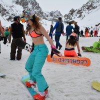 Закрытия зимнего сезона на Чимбулаке. :: Anna Gornostayeva