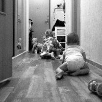 """""""..снова хочу быть маленькой"""" :: Анна Санжарова"""