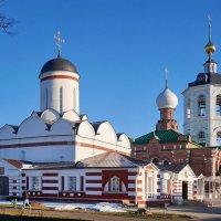 Николо-Пешношский Монастырь. :: Юрий Шувалов