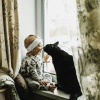 Верочка и Китти :: Станислав Маун