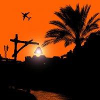 Прощай,Египет... :: Рустам Илалов