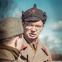Красный командир :: Виктор Седов
