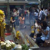 Вторая неделя. Фото 6. Таиланд. Бангкок :: Владимир Шибинский