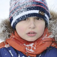 снежок :: Анна Смирнова