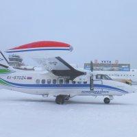 Л 410 УВП 20Э. Турболёт из Чехии (г.Куновице) 19 пассажиров.Дальность 1450км. Взлётный вес 6600кг. :: Alexey YakovLev