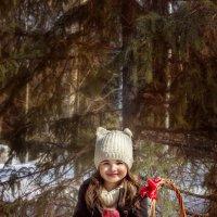 Сказка в лесу! :: Юлия Чернова